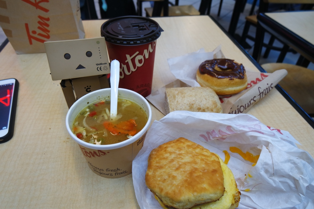 What is Canada without Tim Hortons